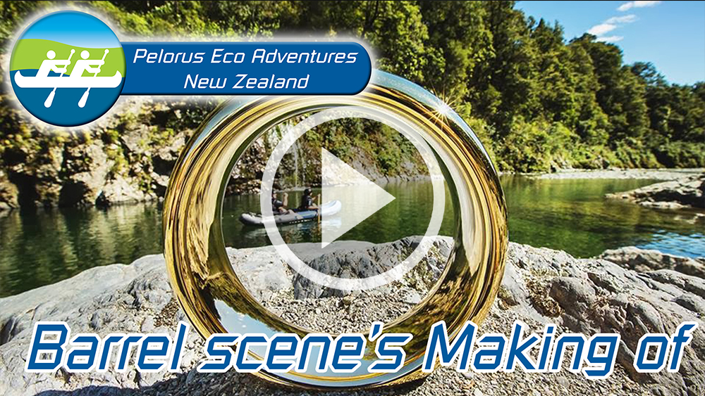 Hobbit Kayak Tour New Zealand Making Of