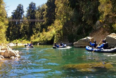 Bridge Kayaking New Zealand