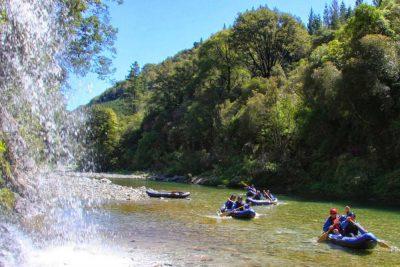Falls Kayaking New Zealand