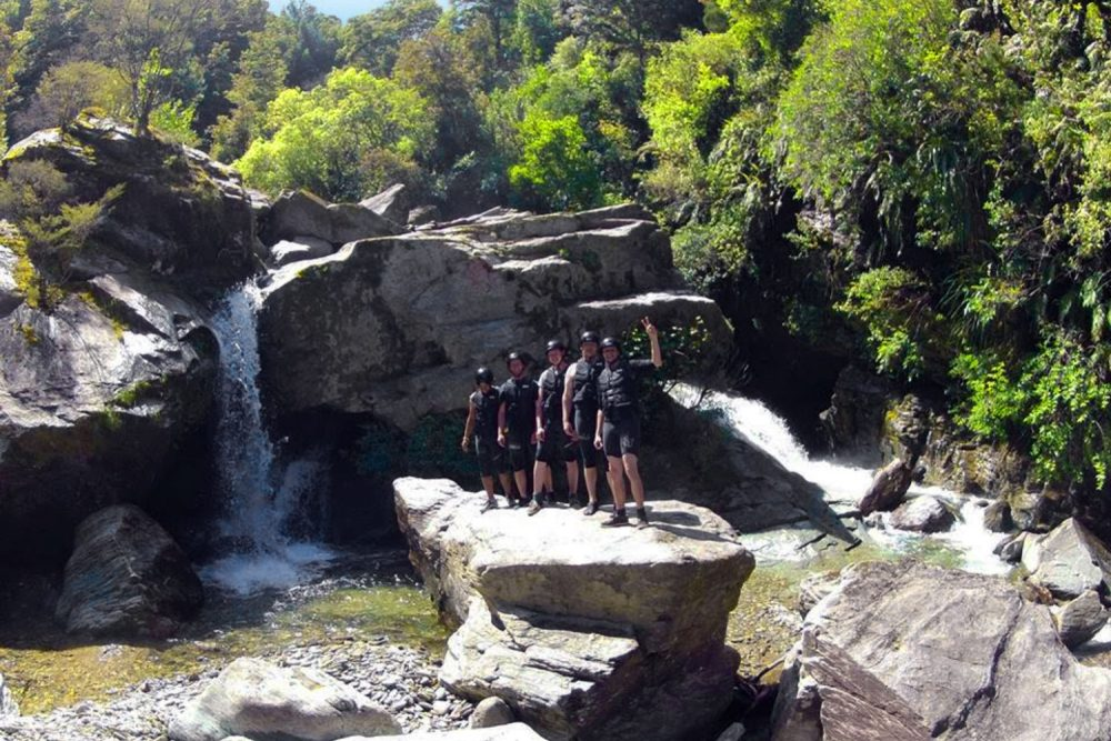 Group Adventure New Zealand
