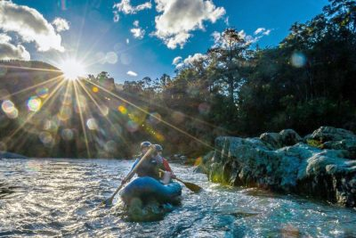 Kayaking Adventure New Zealand