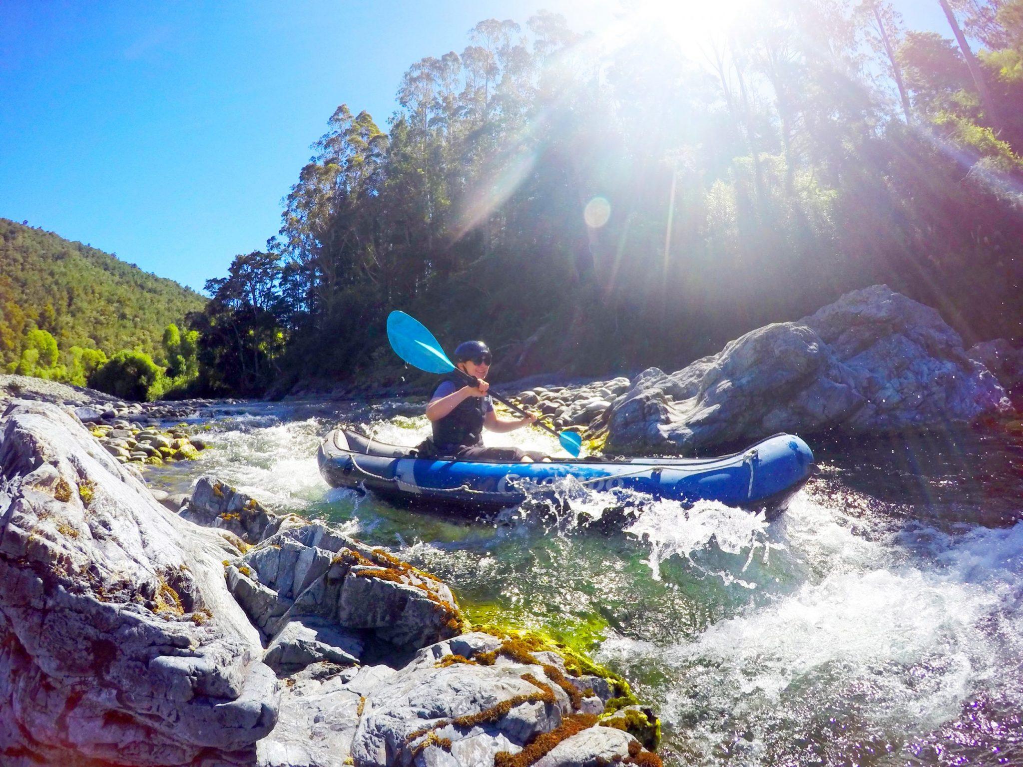 Tour Kayak New Zealand