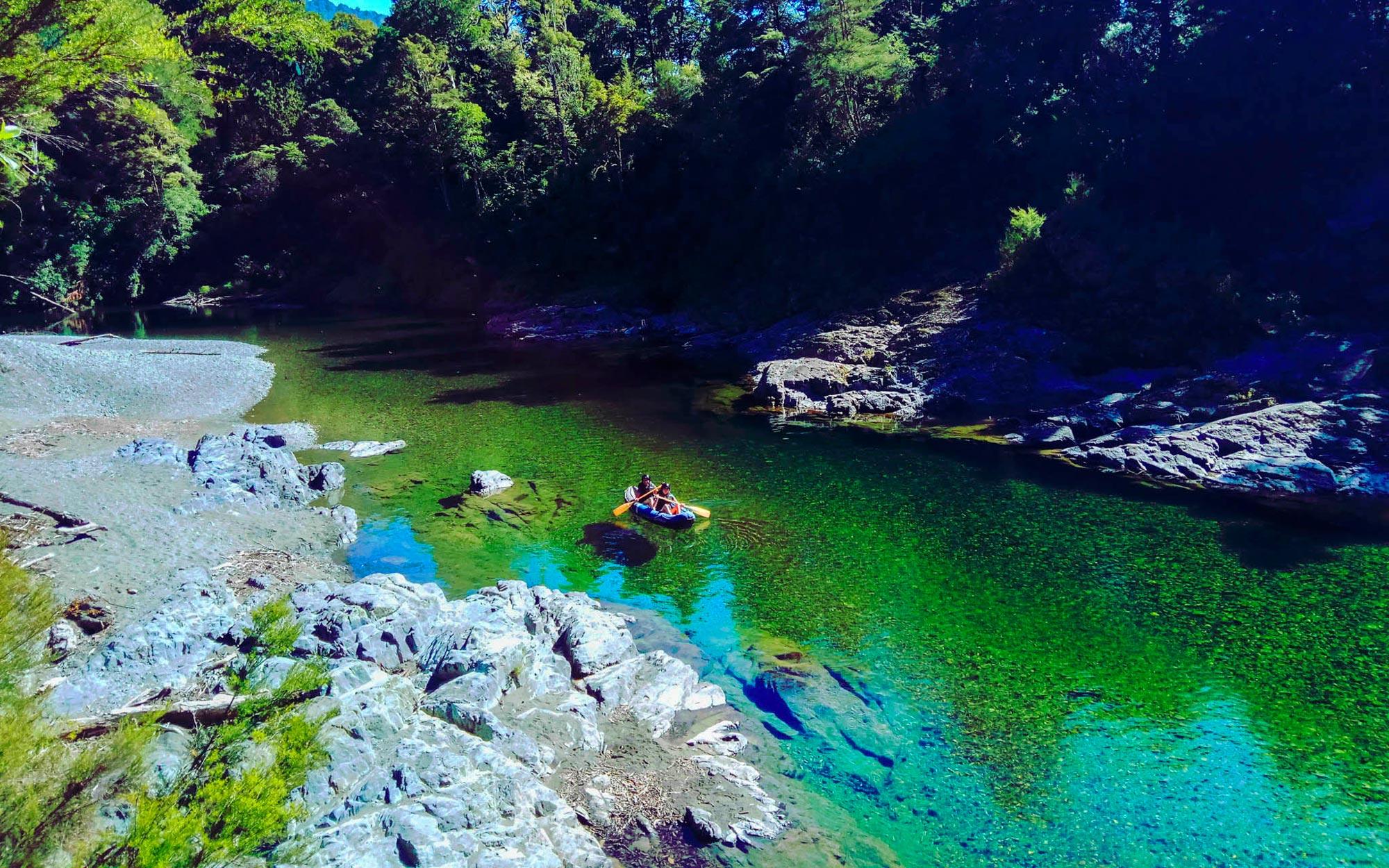 Hobbit Kayak Tour Conditions