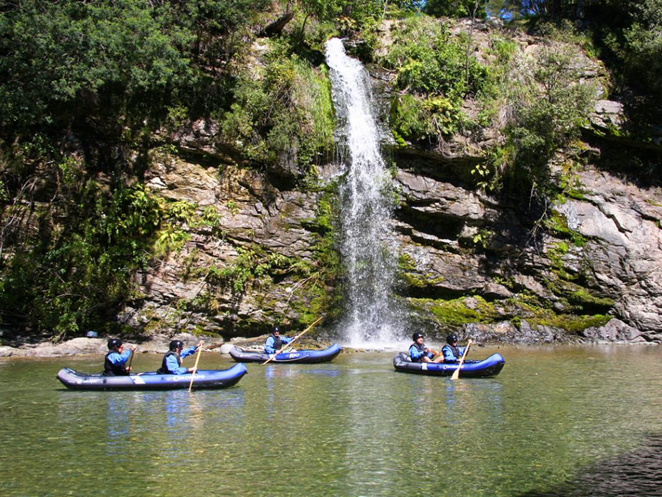 Hobbit Kayak Tour New Zealand