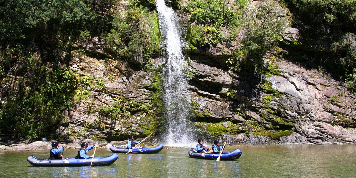 The Hobbit Kayak Tour New Zealand