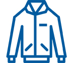 The Hobbit Kayak Tour New Zealand Spray Jacket Icon