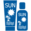 The Hobbit Kayak Tour New Zealand Sun Screen Icon