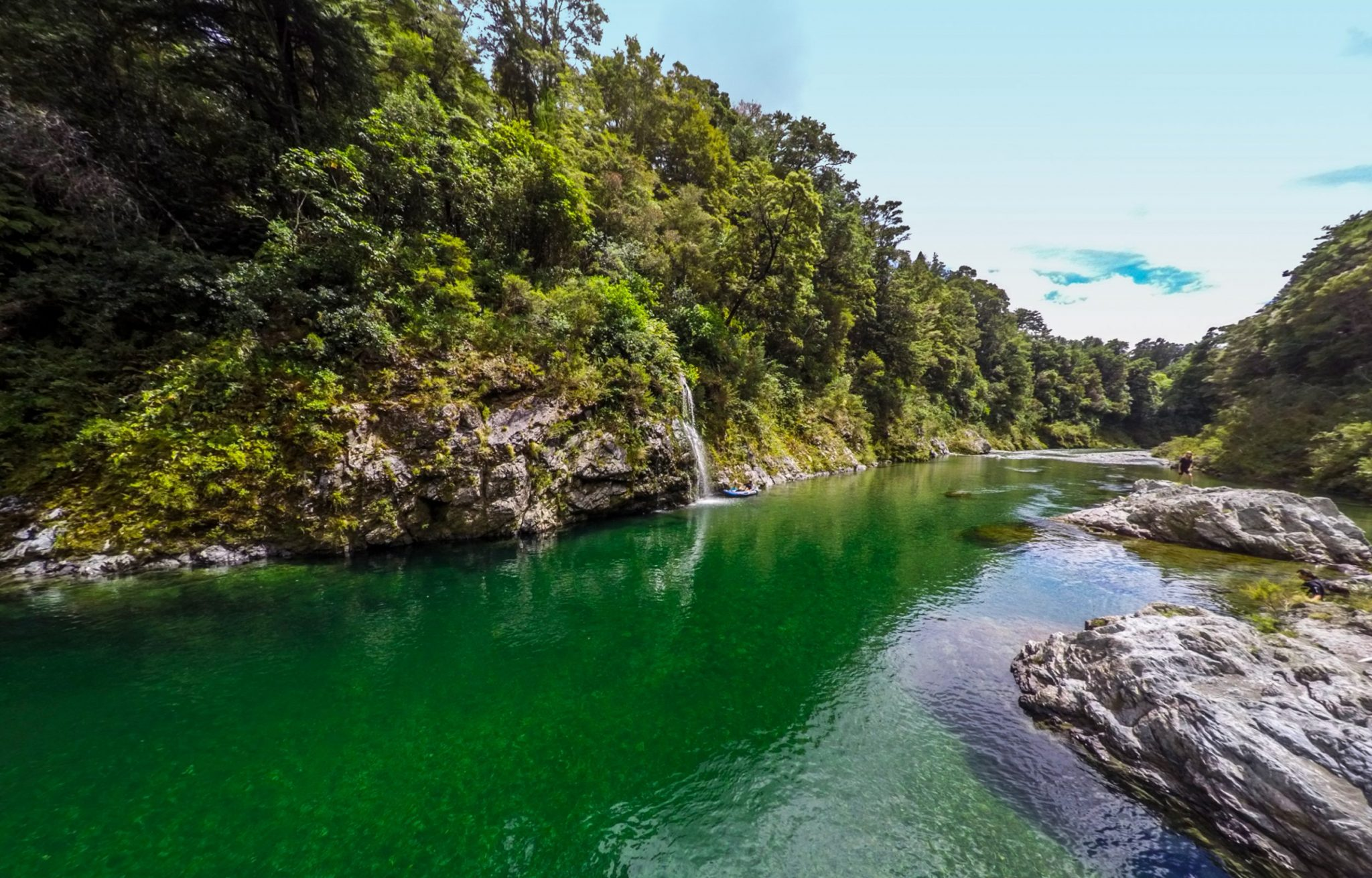 About Pelorus Eco Adventures River