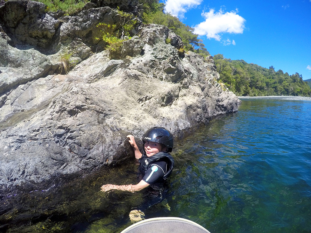 Jack Pelorus Eco Adventures