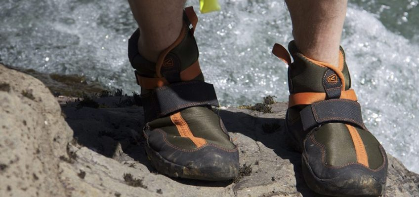 What are the best shoes for kayaking in New Zealand?