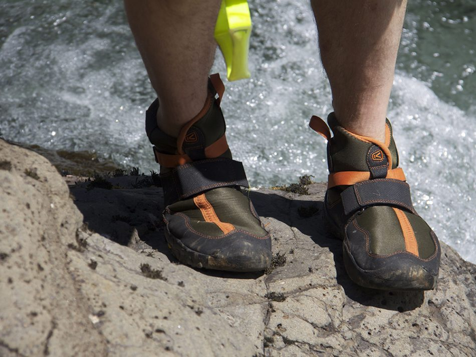 Best Shoes Kayaking New Zealand