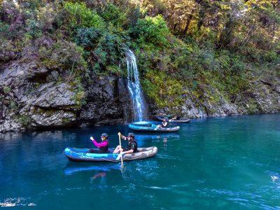 Kayak New Zealand Hobbit Tour