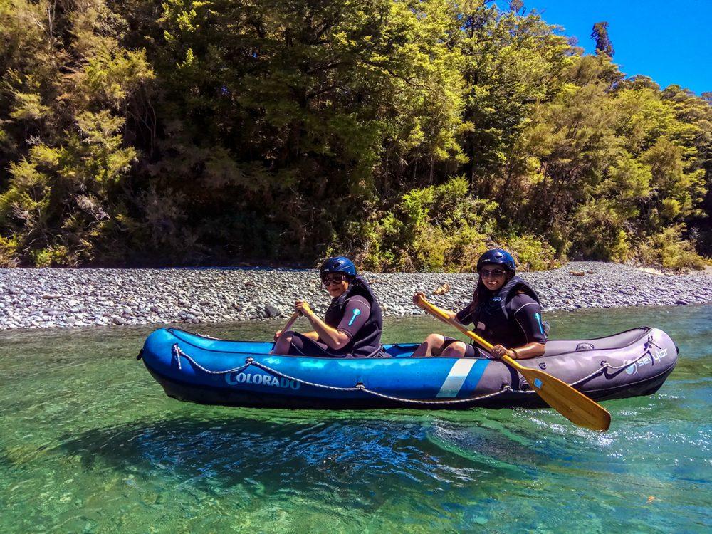 New Zealand Kayaking Tour