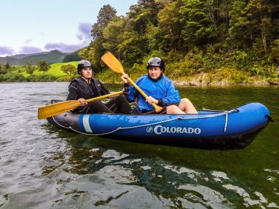 River Kayaking Tour New Zealand