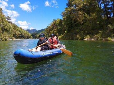 Friendly Kayaking Tour in New Zealand