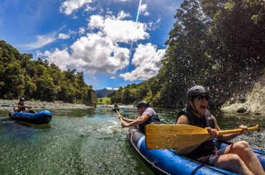 Hobbit Kayak Tour Gallery December 2016