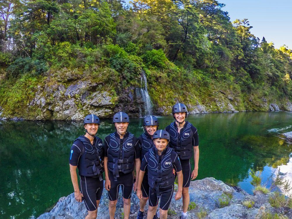 Fun Kayaking Adventure in New Zealand