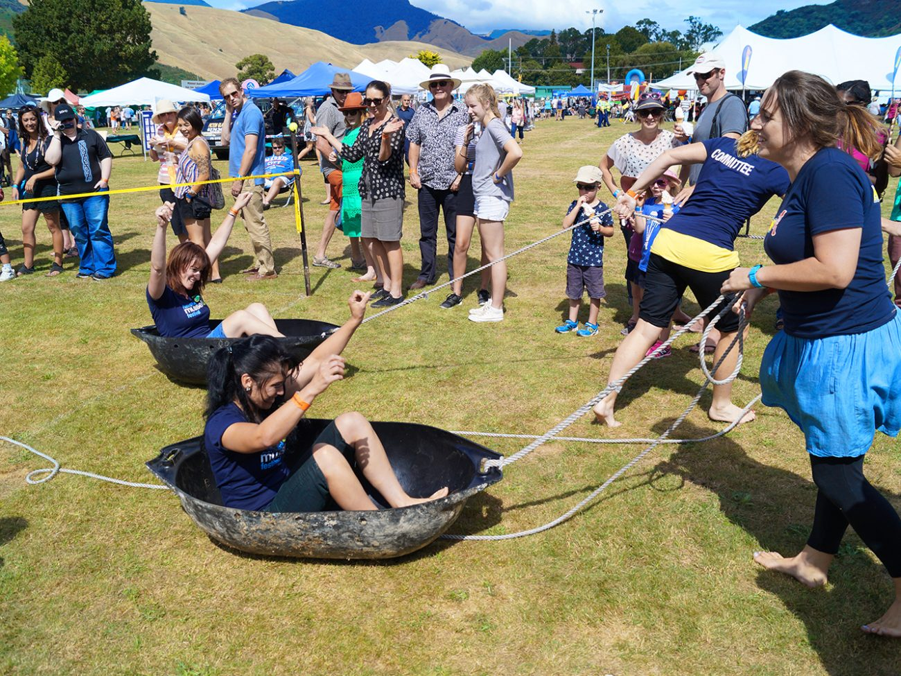 Havelock Mussel Festival Race 2017