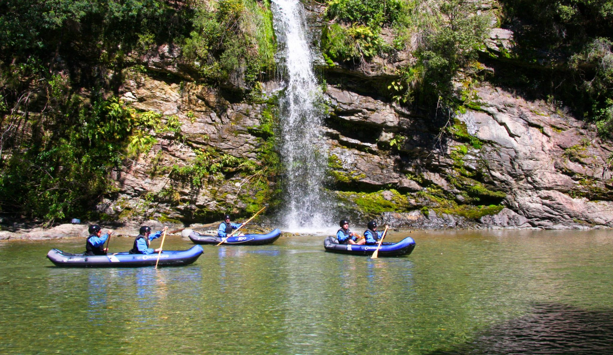 Kayak New Zealand Tour