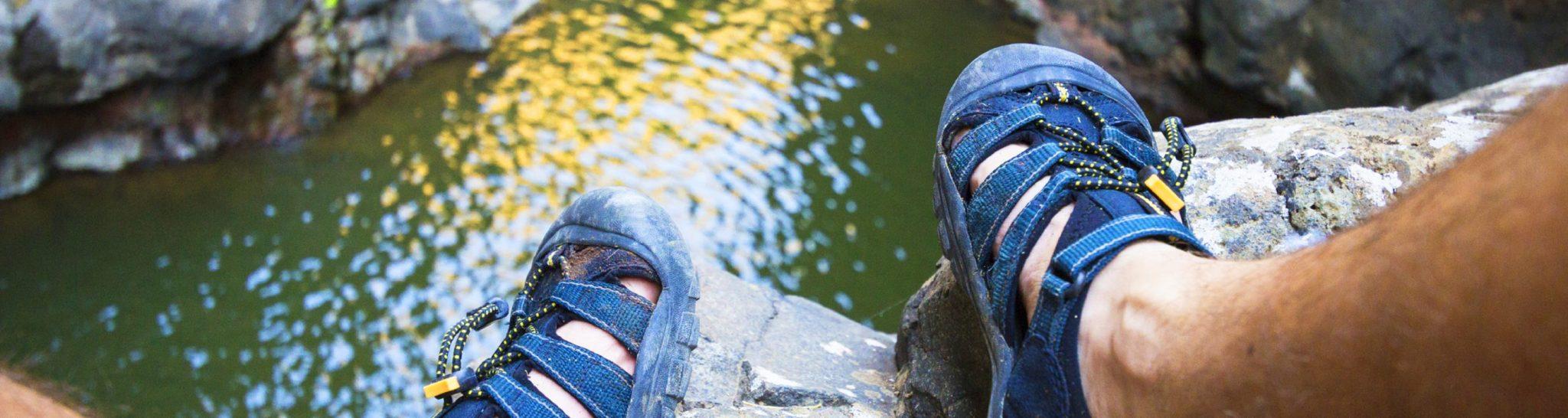 Best Shoes Kayaking New Zealand Header