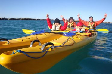The Five Best Family Kayaking Tours in NZ's South Island