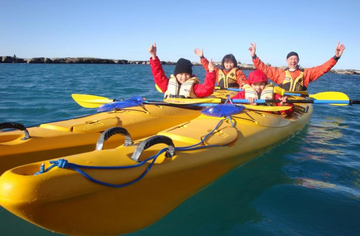 The Five Best Family Kayaking Tours in New Zealand's South Island