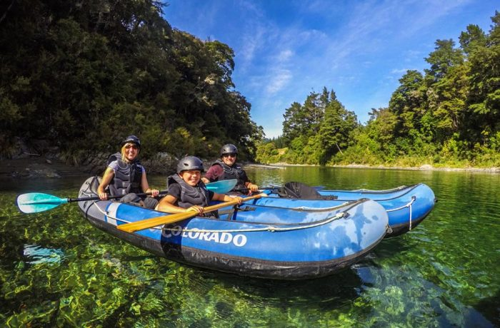 Hobbit Kayak Tour Gallery January 2017