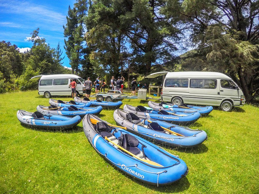 Inflatable Kayaks New Zealand