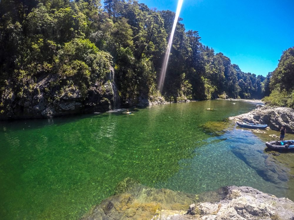 Pelorus River New Zealand