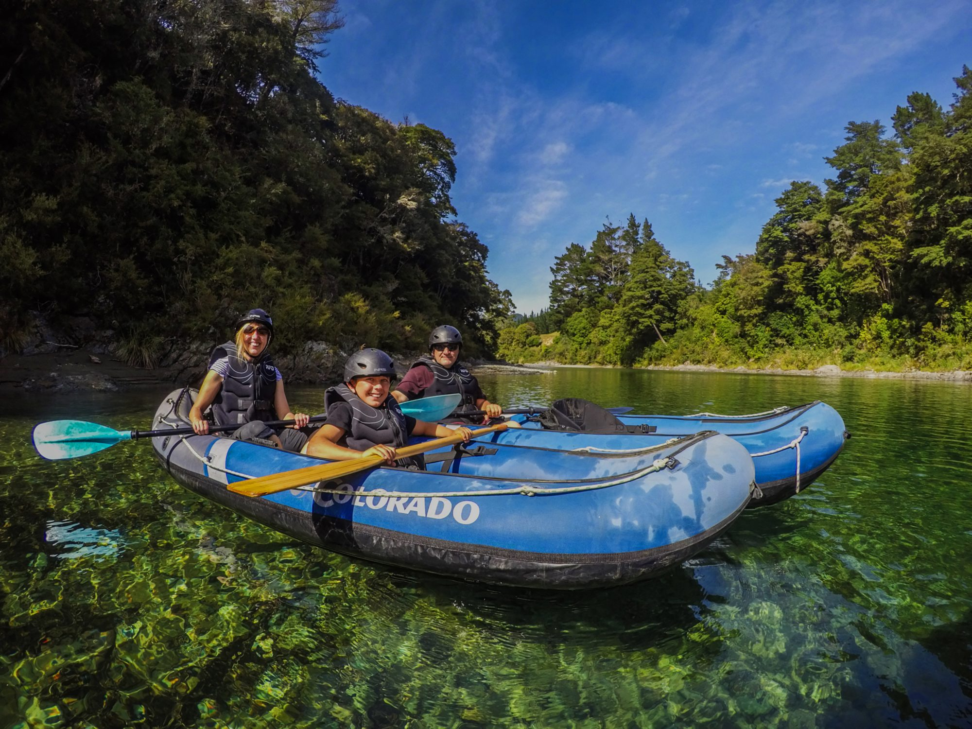 Kayak New Zealand Contact Pelorus