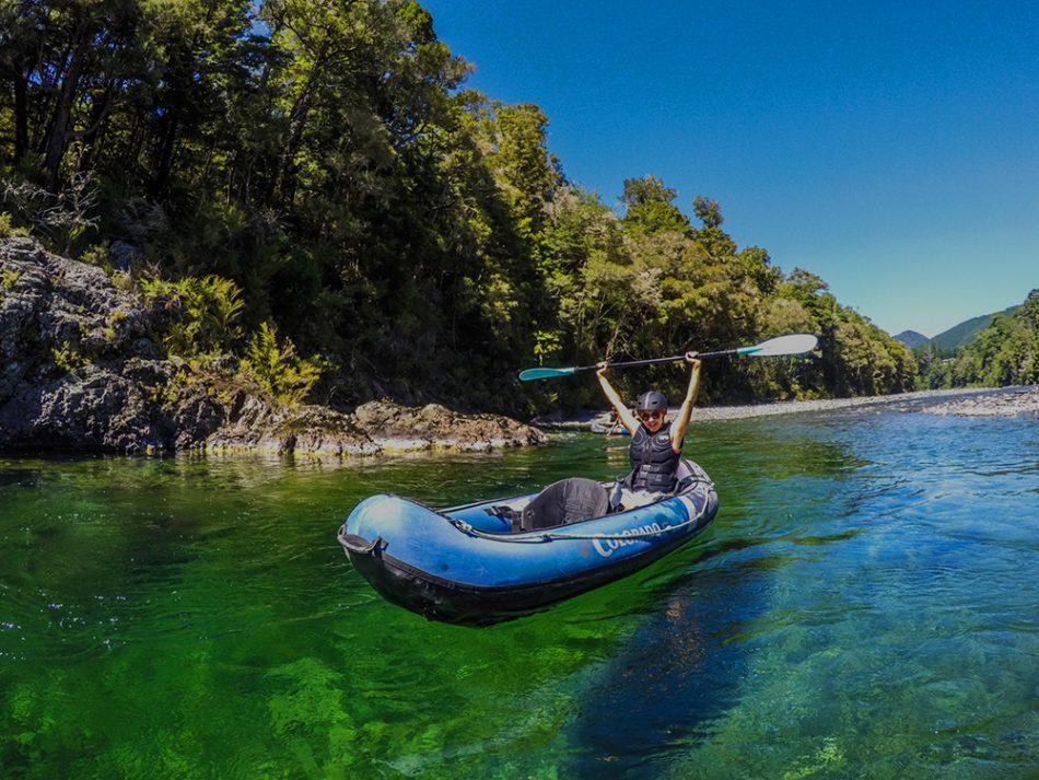 Kayak New Zealand Private Tours