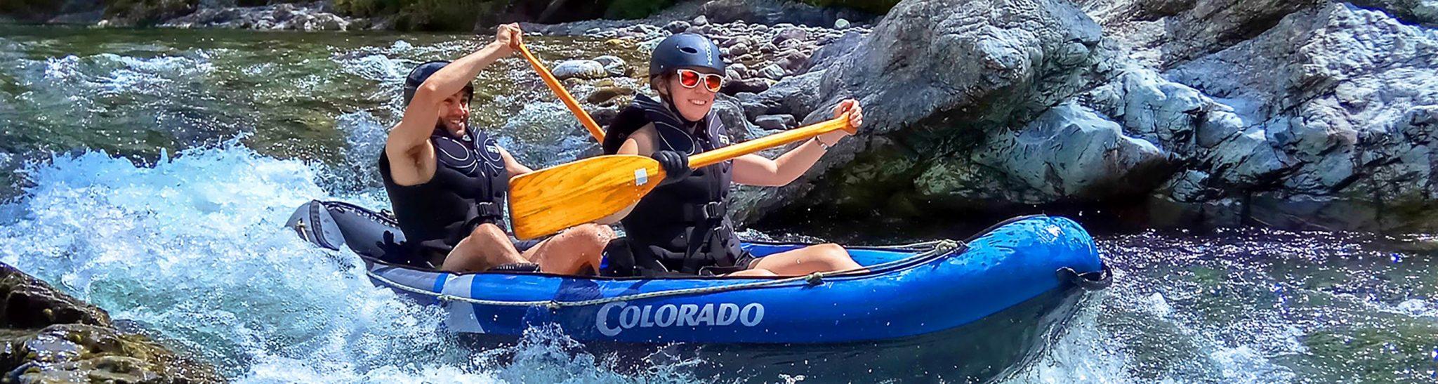 New Zealand Kayaking Blog Header