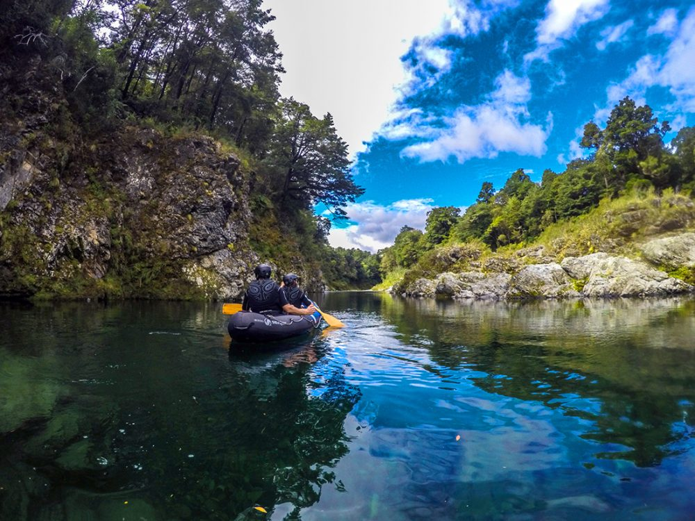 Kayak Tour Pelorus River