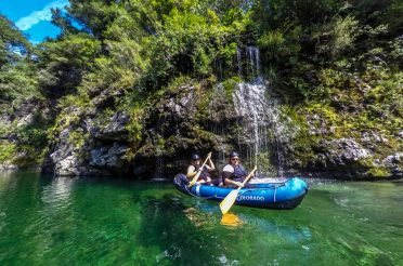 Hobbit Kayak Tour Gallery February 2017