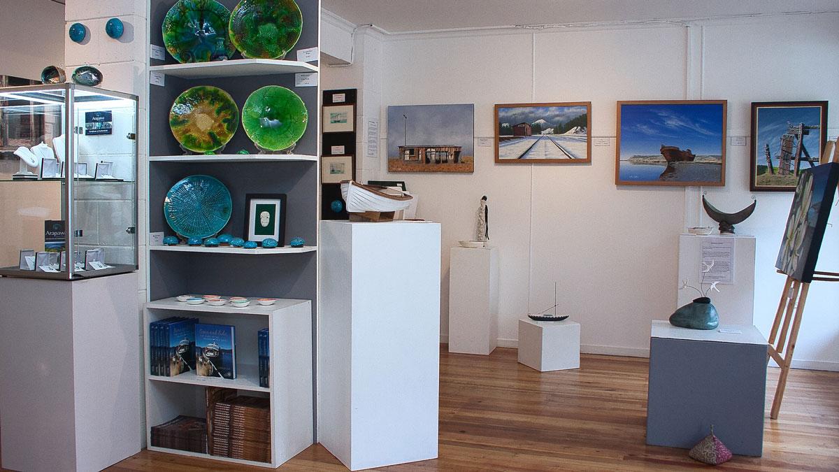 The Gallery, Havelock Marlborough New Zealand