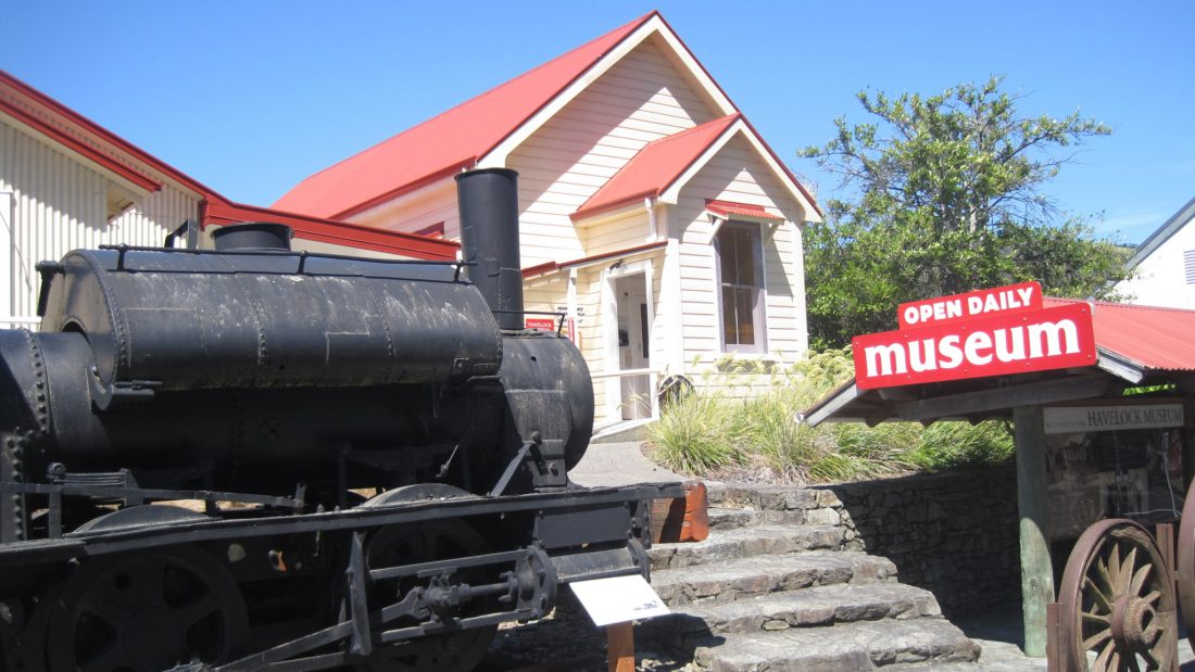 Things to do in Havelock Museum