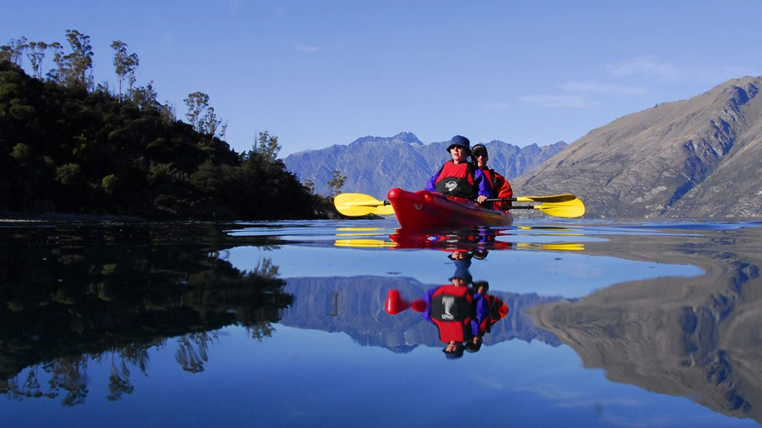 Kayak Gear Equipment New Zealand