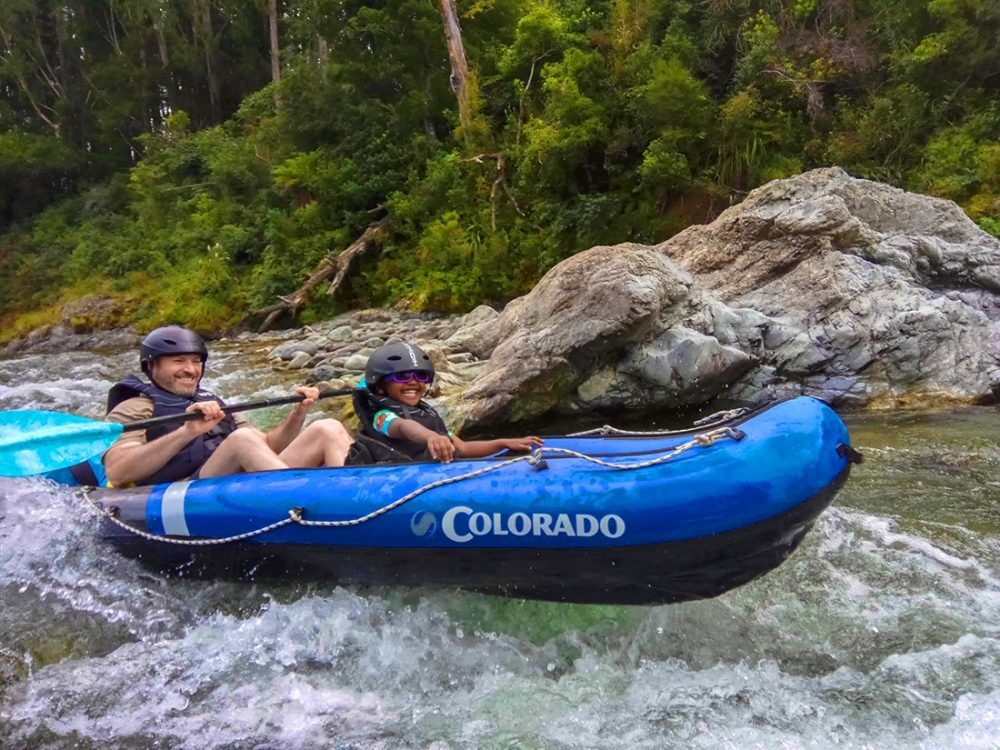 Family Kayak Tour Pelorus River