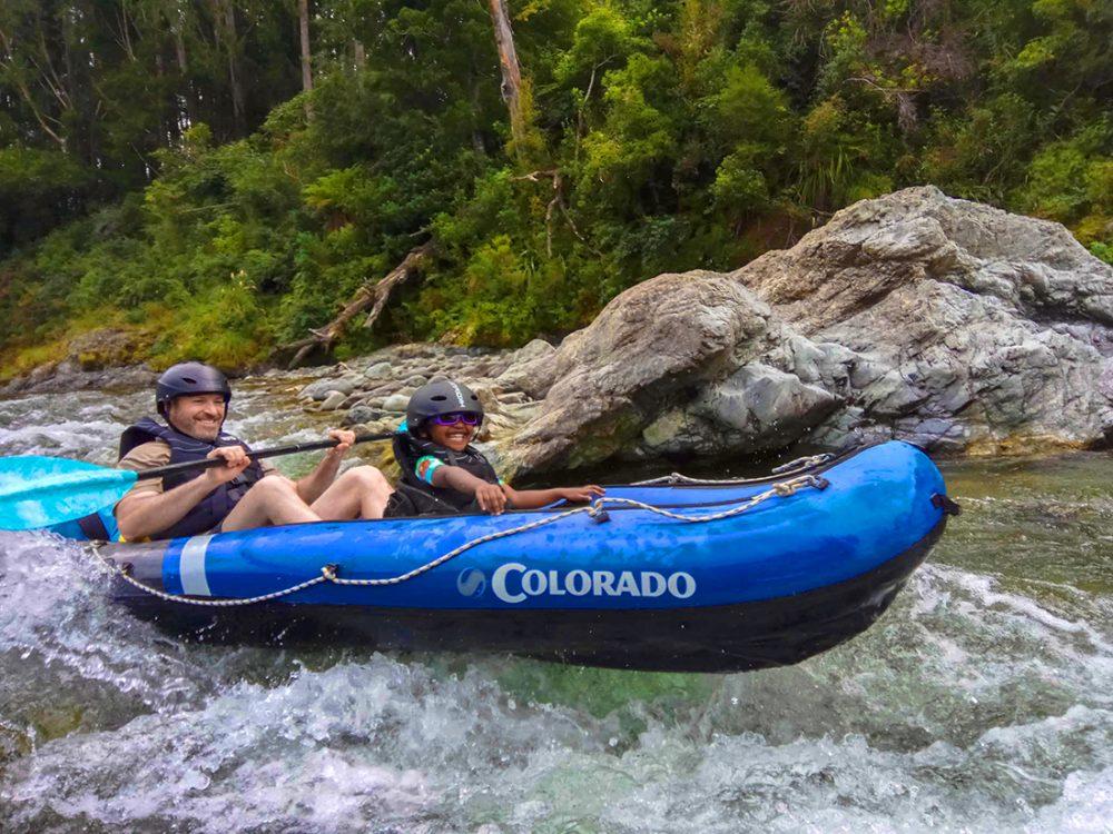 Family Kayak Tour Pelorus River