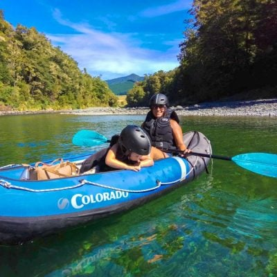 Family Kayaking Tour New Zealand