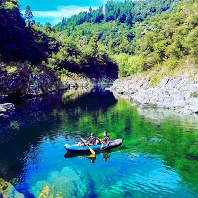 Kayaking Tour New Zealand Pelorus