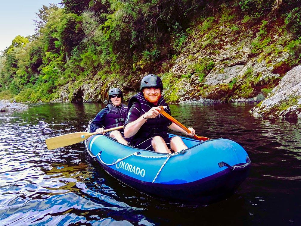 Hobbit Kayak Tour Pelorus River