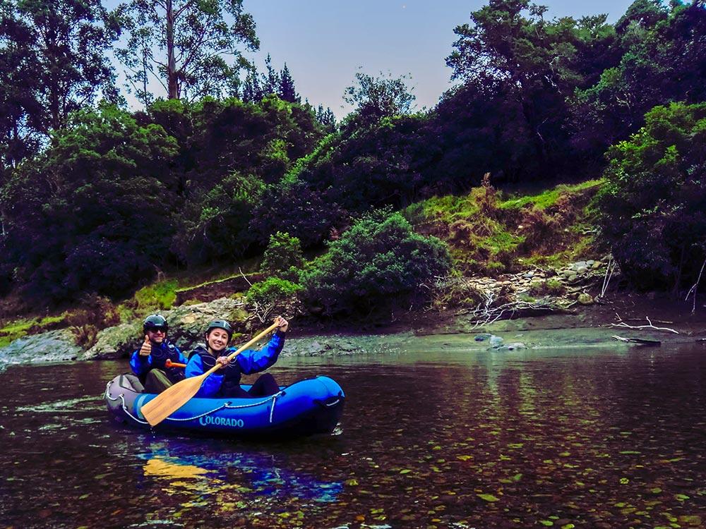 Hobbit Kayaking Tour New Zealand