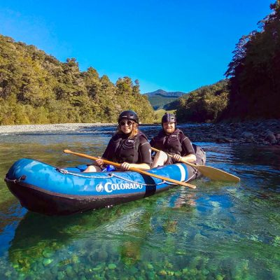 Kayaking Pelorus River Hobbit Tour