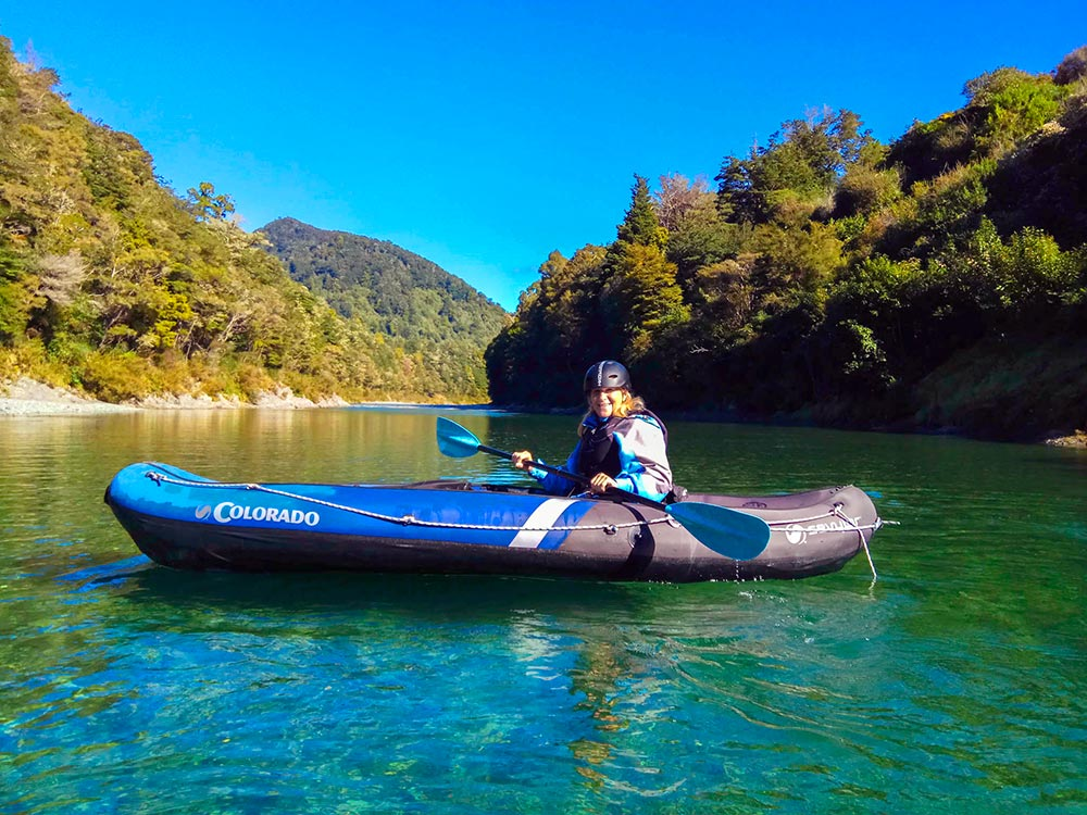 Pelorus River Kayak New Zealand