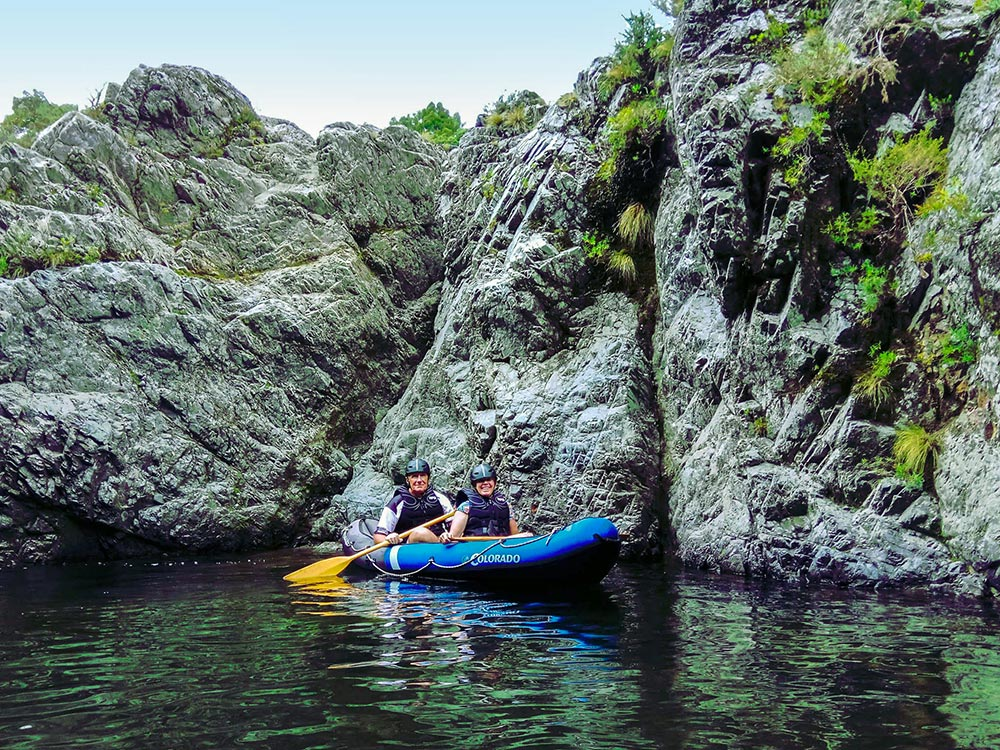 Pelorus River Kayaking New Zealand