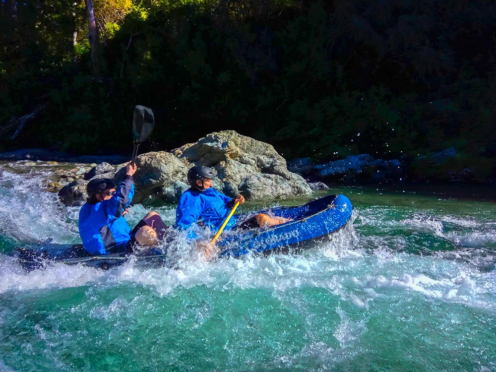Rapids Pelorus River Hobbit Tour