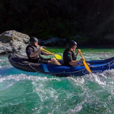 Rapids Pelorus River Kayaking New Zealand