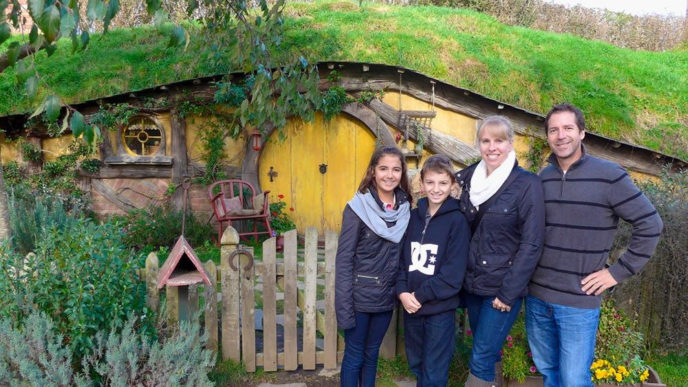 LOTR & The Hobbit Filming Location in Matamata