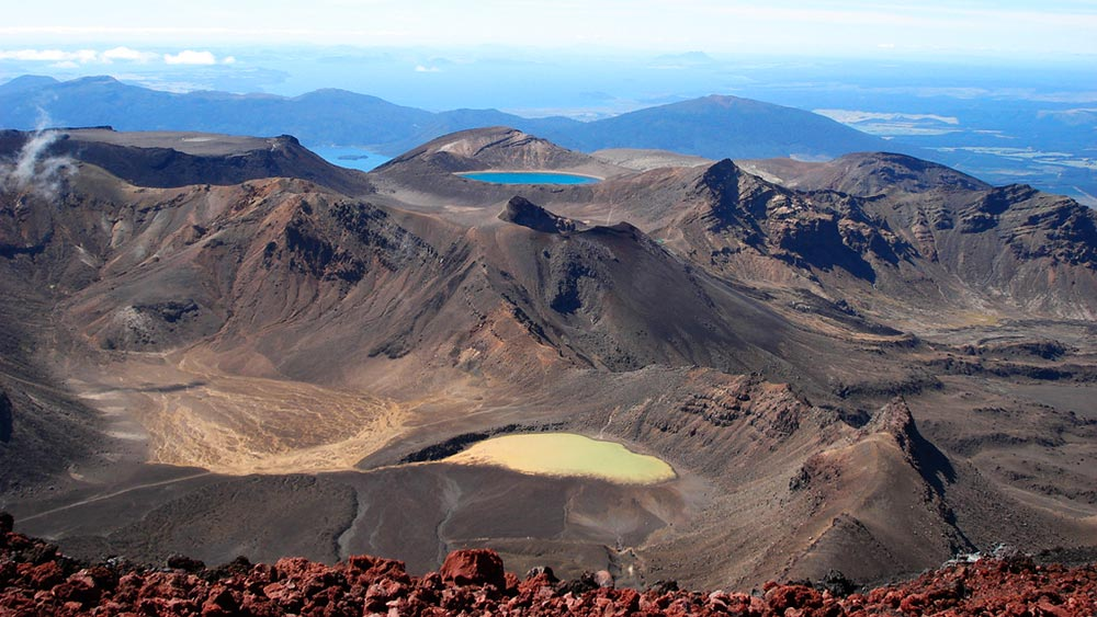 LOTR & The Hobbit Filming Location in Tongariro